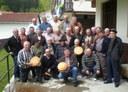 Sunbildarras ex pastores vascos en Estados Unidos celebraron el viernes su XXIV encuentro anual