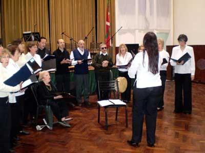 Lagun Artean Basque Choir Bahía Blanca Buenos Aires Argentina