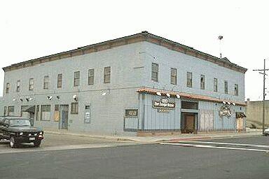 Antiguo restaurante The Basque House en Santa Maria, California
