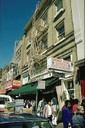 Restaurante y hotel Obrero en San Francisco, situado hoy día, con el crecimiento del barrio chino, en pleno Chinatown