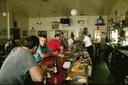 Barra del Noriega Hotel, tradicional punto de encuentro por más de un siglo para los vascos de Bakersfield