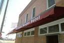 """The original Basque Hotel"" in Fresno, California"
