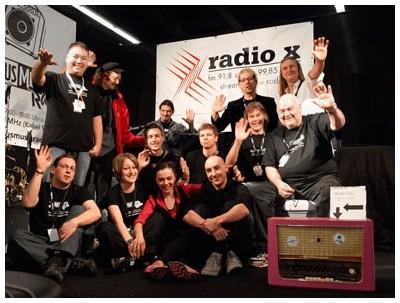 Irrati X Radio Frankfurt Germany