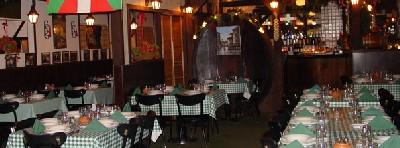 Basque Norte Restaurant Jatetxea Chico California United States (USA)