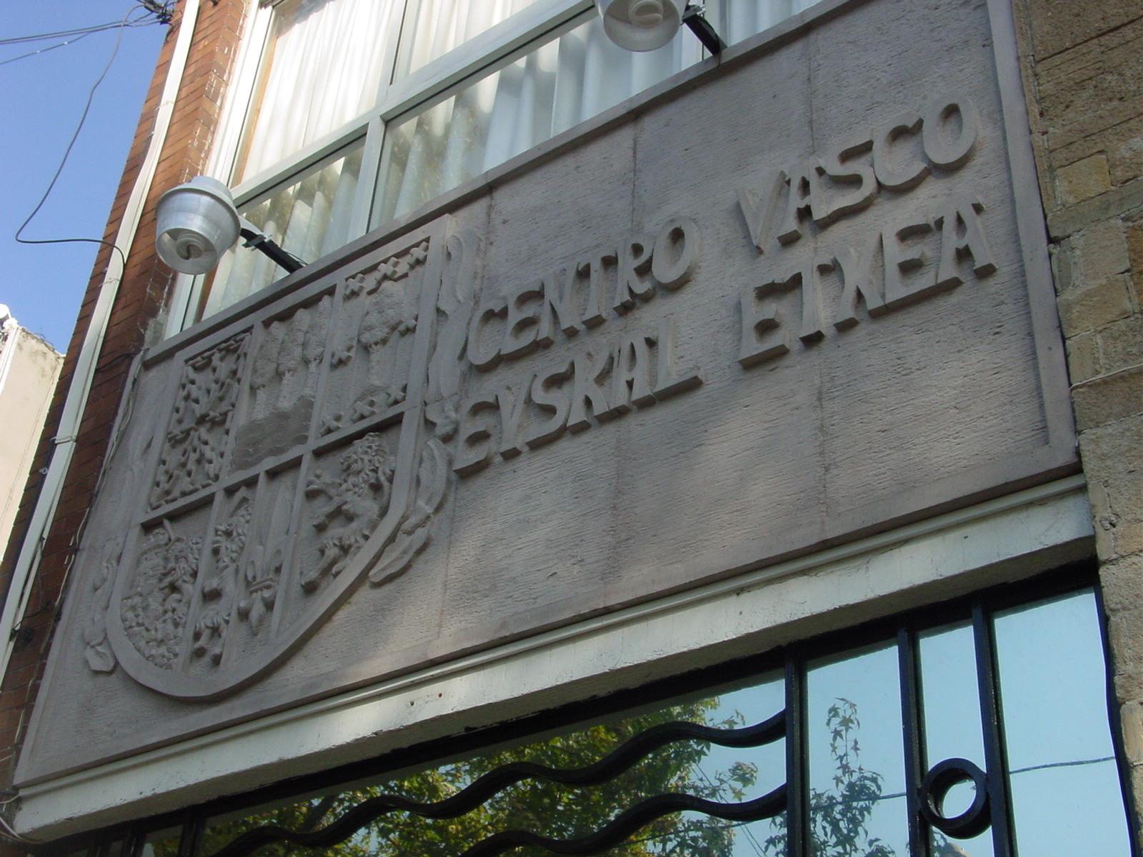 Euskal Etxea Basque Center Mexico DF Mexico