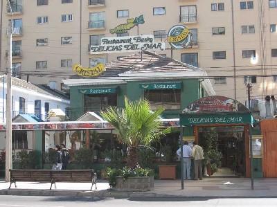 Delicias del Mar Basque Restaurant Viña del Mar Chile