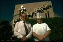 'La Villa Basque' jatetxeko nagusi euskal-amerikarra eta chef ortzaiztarra, Vernon-en; Leonis euskaldunak sortua da Vernon