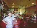 Michel Olaizola aihertarrak 2000eko martxoan zabaldu zuen San Luis Obispon 'Le Fandango Bistro' jatetxea