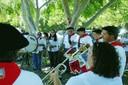Bakersfield-eko Klika (euskal musika banda) Ventura County-ko Euskal Bestan jotzen
