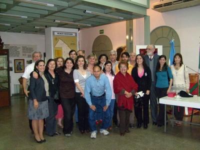 Conferencia de Mikel Ezkerro en Resistencia, El Chaco