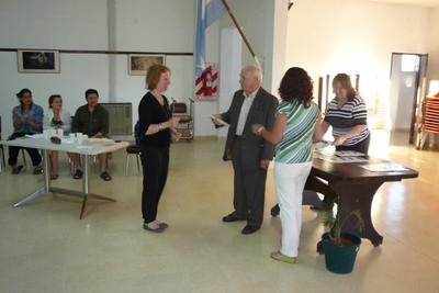 Entrega diplomas en el Día del Euskera 003
