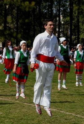 Fiesta Vasca 2008 en Euskal Echea (2)