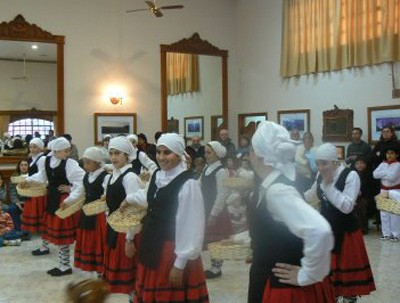 Grupo de Baile Beti Aurrera Chivilcoy Buenos Aires Argentina