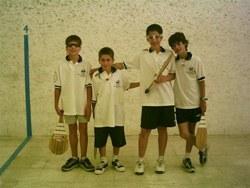 La Euskal Etxea de Macachín realiza un balance positivo de las actividades de pelota vasca realizadas en 2007