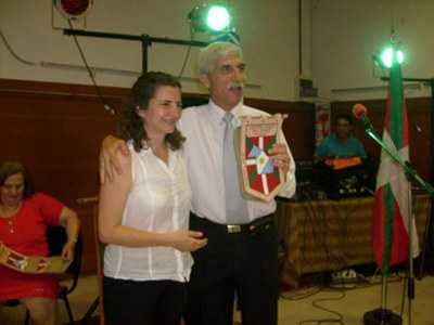 El CV 'Kotoiaren Lurra del Chaco, Argentina, realiza un rico balance de actividades en su 12 aniversario