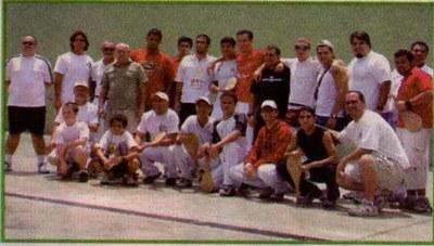 El frontón Los Castores, en San Antonio, realiza una importante labor en la difusión de la pelota en Venezuela