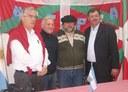 Miembros de FEVA visitaron 'Eusko Aterpea' de General Rodríguez tras la solicitud del CV para ser socio activo