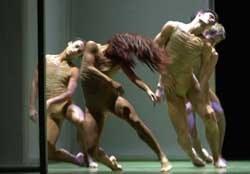 El Ballet Biarritz llega a Nueva York con su montaje 'Las Criaturas', del que ofrecerá siete representaciones
