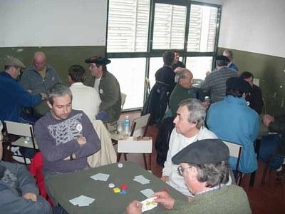 Argentinako Mus Txapelketa asteburu honetan izango da jokoan Macachin-go Euzko Alkartasuna Euskal Etxean