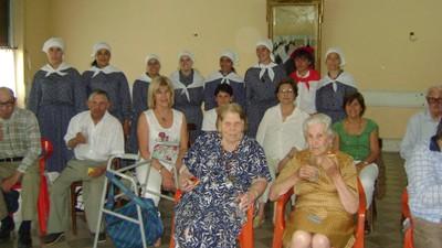 Visita a Centro de Ancianos 01