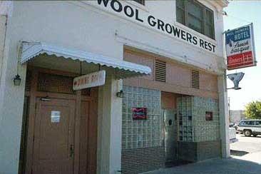 Los Banos Wool Growers Basque restaurant