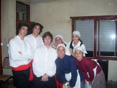 Chascomús Fiesta Fin de Año Hogar 2008 004