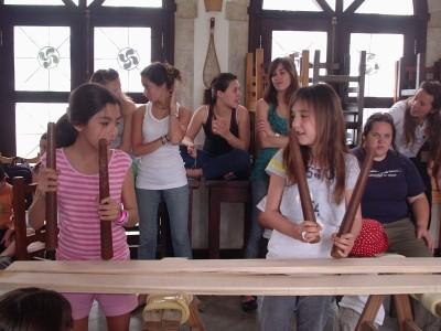Taller de instrumentos musicales vascos 005