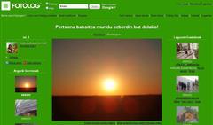 Fotolog euskaraz