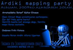Ardiki Mapping Party-a