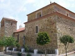 Iglesia del Rosario, Aldea del Obispo