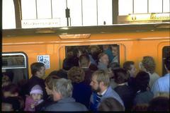 Berlin 1989, metro full