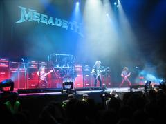 Megadeth belodromoan.