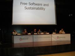 Software Libre eta iraunkortasuna mahaingurua