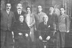 Larrañagatarrak 1930