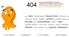 EITB 404 mezua