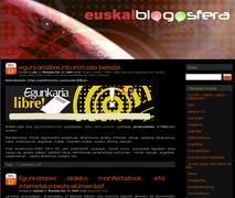 Euskal blogosfera