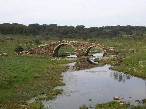 Puente sobre el rio Tozo