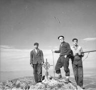 Toloñoko gailurrean, 1958.