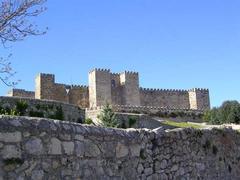 Castillo arabe de Trujillo