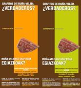 Iruña-Veleia hitzaldia Gasteizen