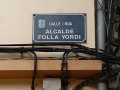 Alcalde  Folla Yordi (A Coruña)