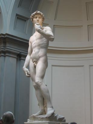 Michelangeloren David