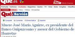 Bi Jose Maria Agirre nagastu ditu Vocentok