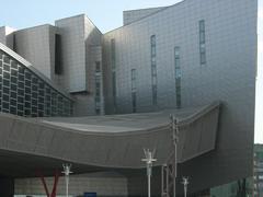 Malaga  hiriko Palacio de Ferias y Congresos