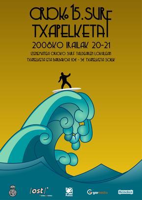 Orioko XV Surf Txapelketa