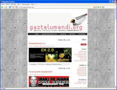 gaztelumendi.org berriagoa