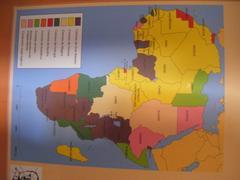 Afrikako kolonizazio mapa