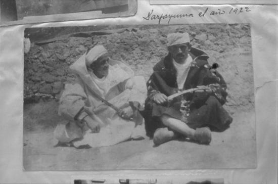 Soldadu espaiñiar bi 1922