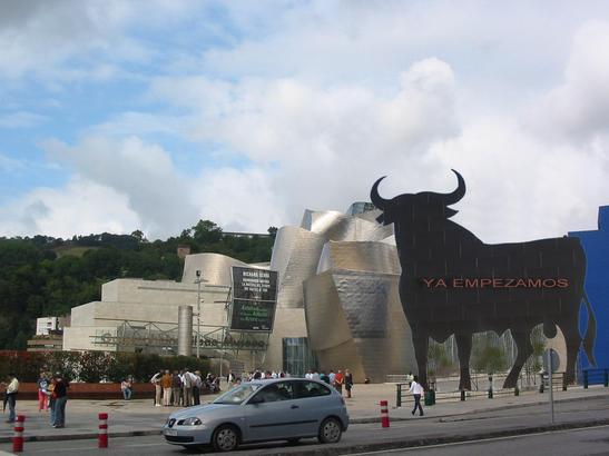 Guggenheim eta Osborneren zezena