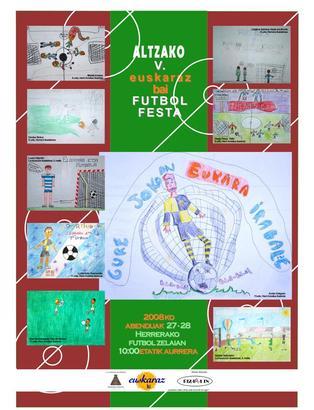 Altzako Euskaraz Bai futbol festa 08